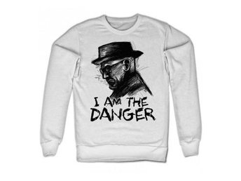Breaking Bad Tröja I Am The Danger L