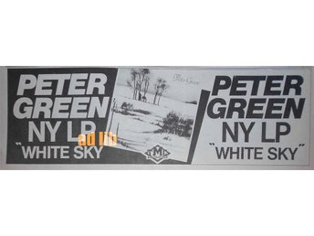 Peter Green White Sky