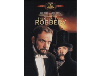 The Great Train Robbery - 1978 - OOP - Region 1 NTSC DVD - Sean Connery