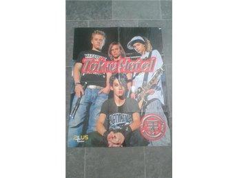 Tokio Hotel POSTER 44*57cm - Kumla - Tokio Hotel POSTER 44*57cm - Kumla