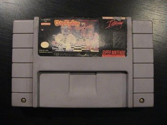 CLAY FIGHTER / SUPER NINTENDO SNES / USA IMPORT