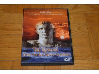 Eurasia - The Romans Open The Sea Route To China DVD
