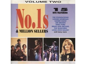 No.1s & Million Sellers - 1993 - CD