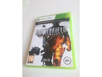 Battelfield bad company 2 ultimat edition