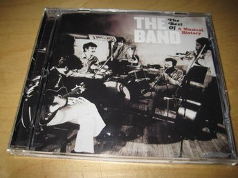 THE BAND - THE BEST OF A MUSICAL HISTORY.