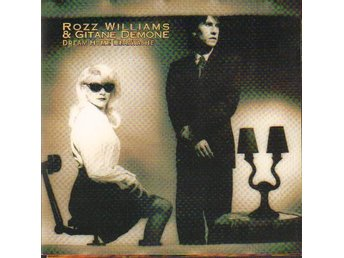 ROZZ WILLIAMS & GITANE DEMONE - DREAM HOME HEARTACHE. CD
