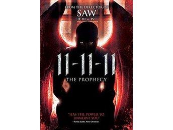 11-11-11 - The Prophecy (DVD) - Trollhättan - 11-11-11 - The Prophecy (DVD) - Trollhättan