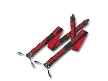 JONSERED hängslen med stroppar (motorsåg) - mycket snygga och praktiska! - Hovmantorp - JONSERED hängslen med stroppar (motorsåg) - mycket snygga och praktiska! - Hovmantorp