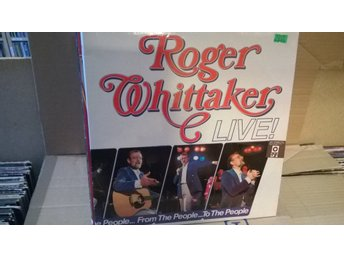 Roger Whittaker - Live!, 2 x LP