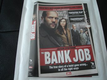 DVD-THE BANK JOB *Jason Statham*
