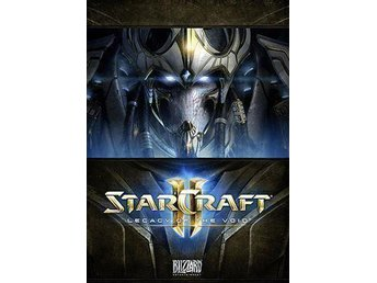 StarCraft 2 - Legacy of the Void Digital Game