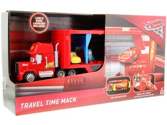 Disney Pixar Cars 3 - Travel Time Mack Hauler + Luigi & Guido ! Bilar 3