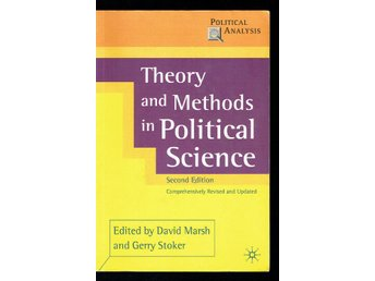 Theory and Methods in Political Science (på engelska)