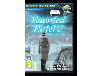 PC-spel - Haunted hotel 2 - Believe the lies
