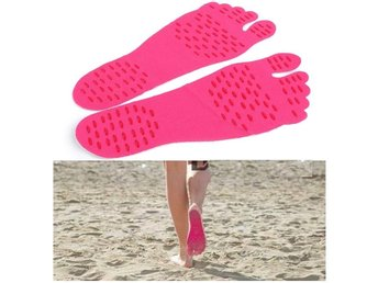 NAKEFIT Glue Foot Pads Feet Sticker Stick On Soles Flexible Feet Protection
