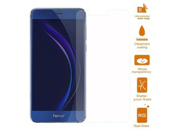 Huawei Honor 8 Tempered Glass Skärmskydd 0,3mm glasskydd