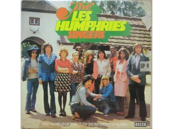 The Les Humphries Singers-The world of the The Les... / LP