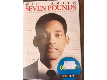 Dvd: Seven pounds