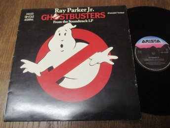 "Ray Parker Jr. ""Ghostbusters"""