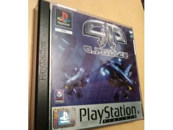 G-Police - Platinum - Playstation, spel