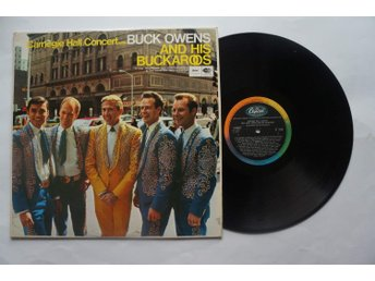 ** Buck Owens And His Buckaroos ‎– Carnegie Hall Concert **