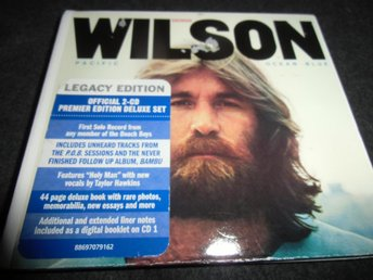 Dennis Wilson - Pacific ocean blue (´77) - 2CD Digipack-2008