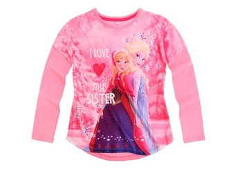 Disney Frozen, Frost Rosa T-shirt 140 cl
