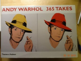 Andy Warhol  365 Takes  Thames & Hudson Edition 2004