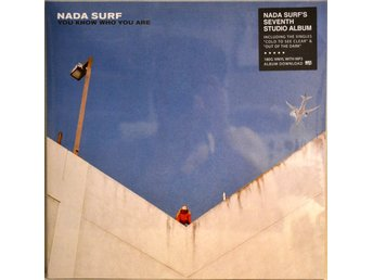 Nada Surf - You Know Who You Are LP