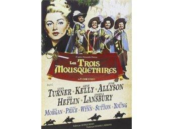 De Tre Musketörerna (1948) Lana Turner, Gene Kelly - Three Musketeers - Norrsundet - De Tre Musketörerna (1948) Lana Turner, Gene Kelly - Three Musketeers - Norrsundet