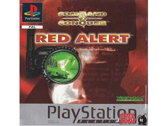 Command & Conquer Red Alert (Platinum)