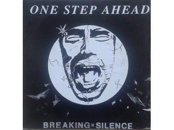 One Step Ahead title*  Breaking The Silence* HC/Punk US Mini-LP