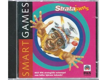 SMART GAMES - STRATAJAMS  ( PC SPEL )