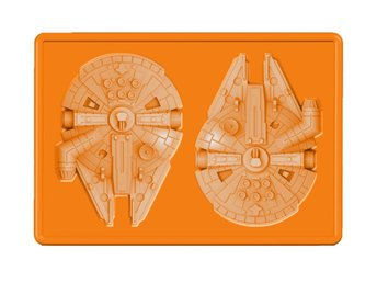 Star Wars Millenium Falcon Ice Cube Tray