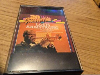 LOUIS ARMSTRONG 20 Greatest Hits
