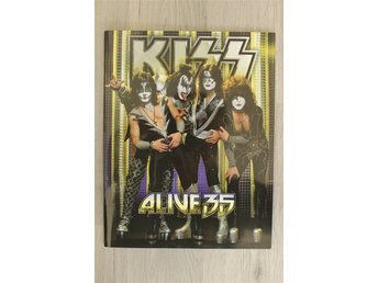 kiss tourbook