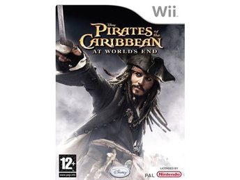 Pirates Of The Caribbean - At Worlds End Nintendo Wii