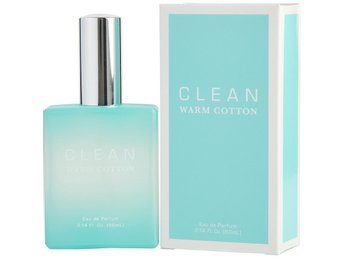 CLEAN Warm Cotton EdP 60ml [NY][Oanvänd][60 ML]Parfym
