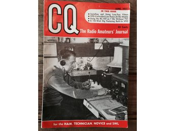 CQ The Radio Amateurs Journal juni 1950