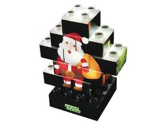 Light Stax 4-i-1 Puzzle Pussel Multi Färg