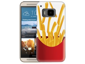 HTC One M9 Skal French Fries