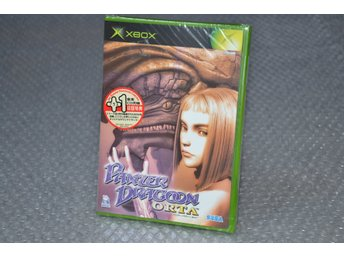 Panzer Dragoon Orta - Limited Edition - Xbox Japan - japansk - NEW SEALED