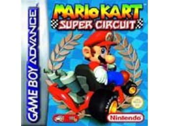 Mario Kart: Super Circuit - Gameboy Advance
