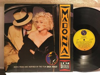 MADONNA - I'M BREATHLESS - DICK TRACY