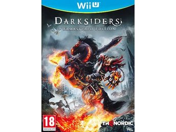 Darksiders Warmastered Ed. WIIU (Wii U)