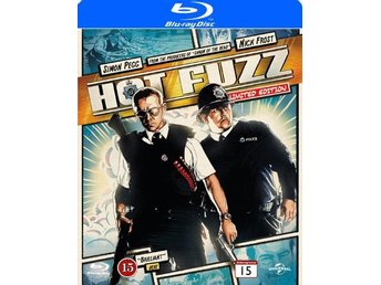 Hot Fuzz / Comic book collection (Blu-ray)