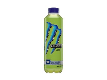Hydro Mean Green 550ml Monster
