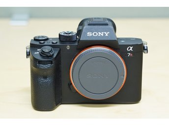 SONY ILCE-7RM2 A7R II Fullframe Camera Body for E Mount.