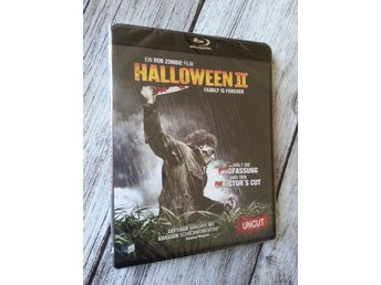 Halloween 2 (2009) Special Edition - Unrated & Theatrical Version! ROB ZOMBIE