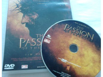 Passion of the Christ, Oscarsnominerad, regi: Mel Gibson, svensk text